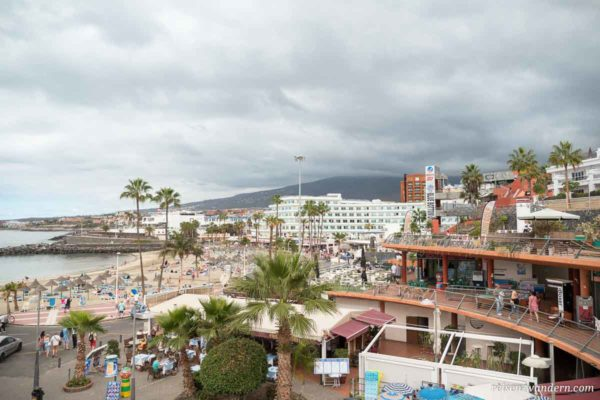 Promenade und Shopping Malls in Playa de las Americas