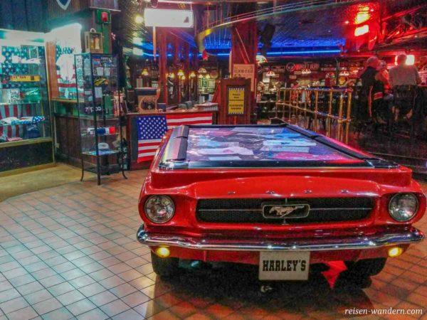 Harley's American Restaurant & Bar in Playa de las Americas