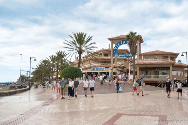 Shopping Center in Playa de las Americas