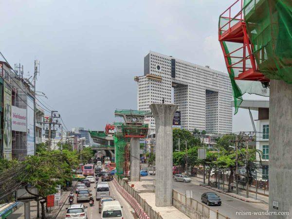 Elefanten Hochhaus in Bangkok
