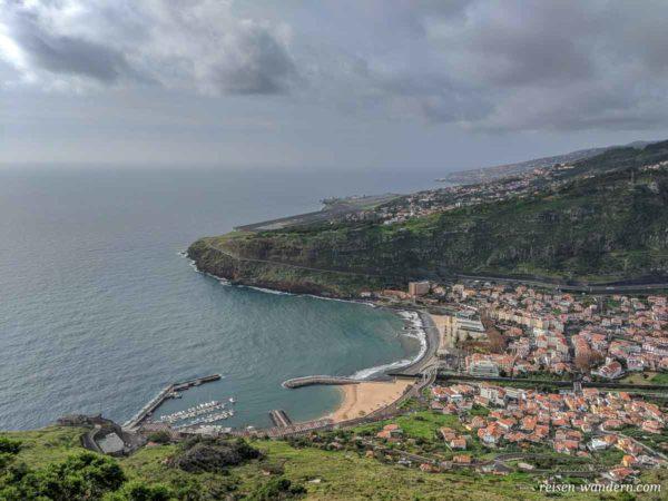 Aussichtspunkt Pico do Facho auf Madeira