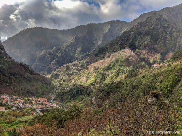 Curral das Freiras - das Nonnental auf Madeira