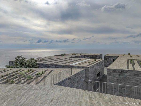 Museum zeitgenössische Kunst in Calheta auf Madeira
