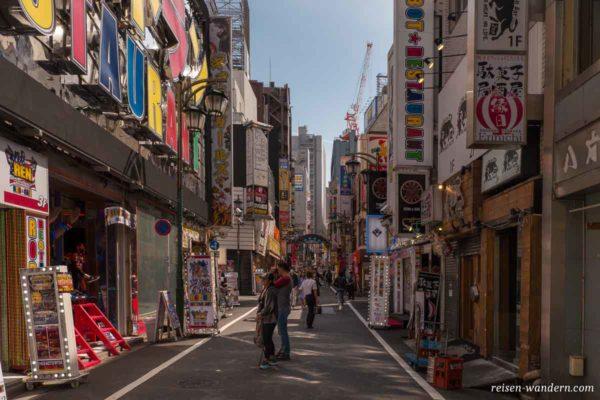 Robot Restaurant in Kabukicho in Shinjuku