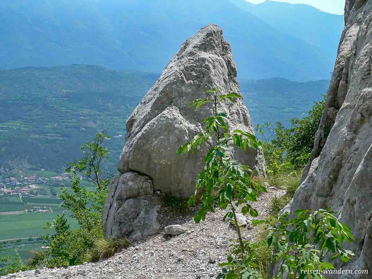 Klettersteig Che Guevara : Bergfex che guevara c d klettersteig tour trentino