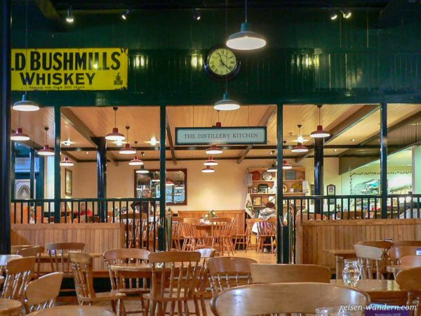 Old Bushmills Besucherzentrum