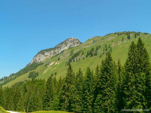 Hochkranz bei Weißbach bei Lofer in Österreich