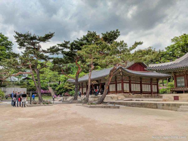 Wohnhäuser für Königin und Prinzessin im Changgyeong Palast