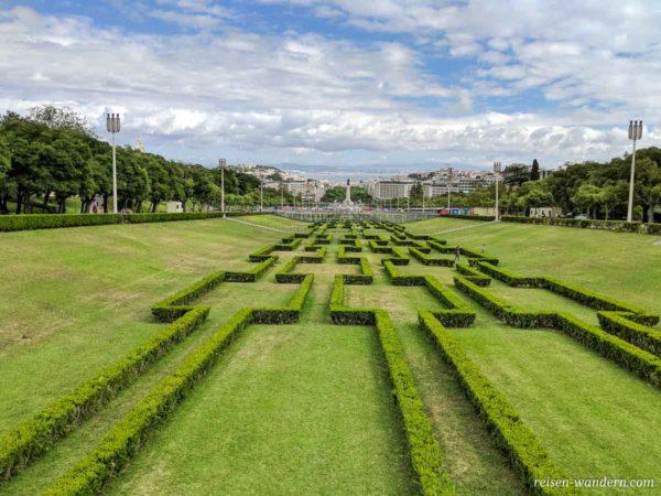 Park Parque Eduardo VII