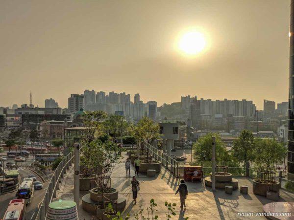 Hochweg bei Seoul Station