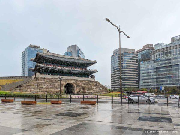 Sungnyemun Stadttor in Seoul
