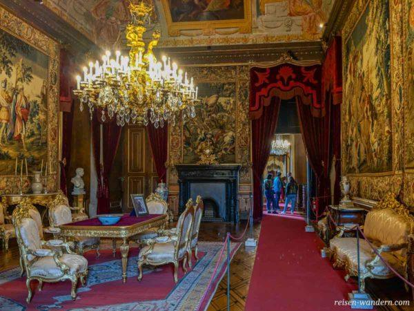 Zimmer im Königspalast von Lissabon