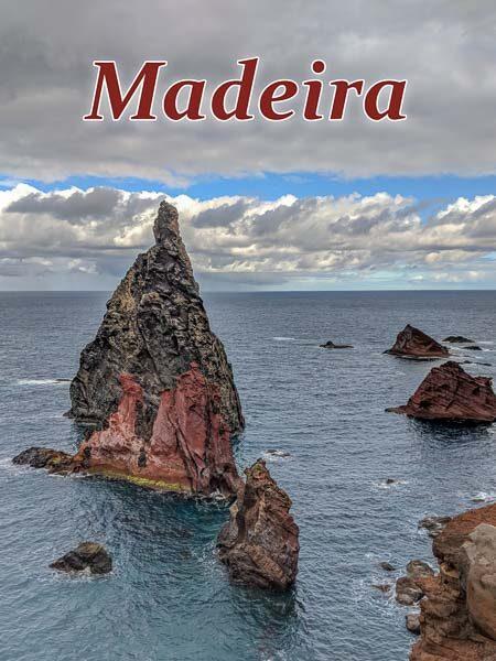 Reiseführer Madeira als eBook