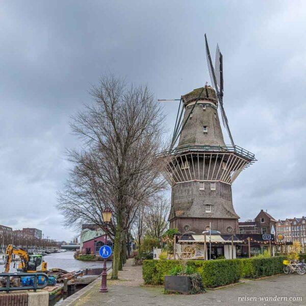 De Gooyer Windmühle