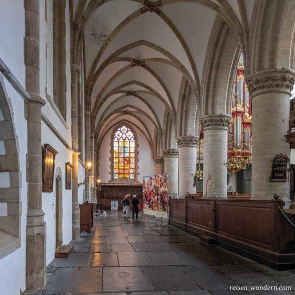 Inneres der Grote Kerk in Haarlem