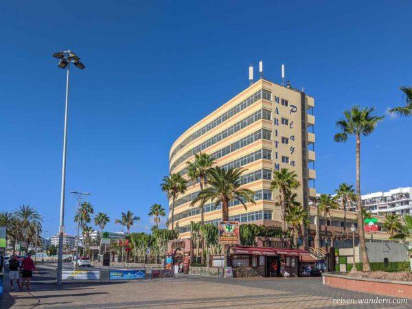 Hotel in Playa del Ingles auf Gran Canaria