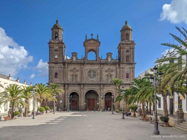 Kathedrale Santa Ana in Las Palmas