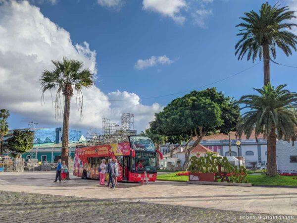 Hop On Hop Off Bus in Las Palmas