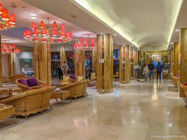 Lobby von einem Hotel in Las Palmas