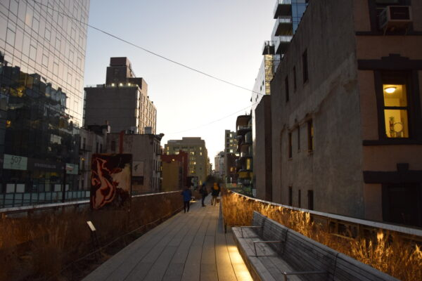 Der High Line Park