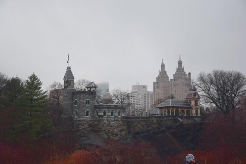 Das Belvedere Schloss im Central Park
