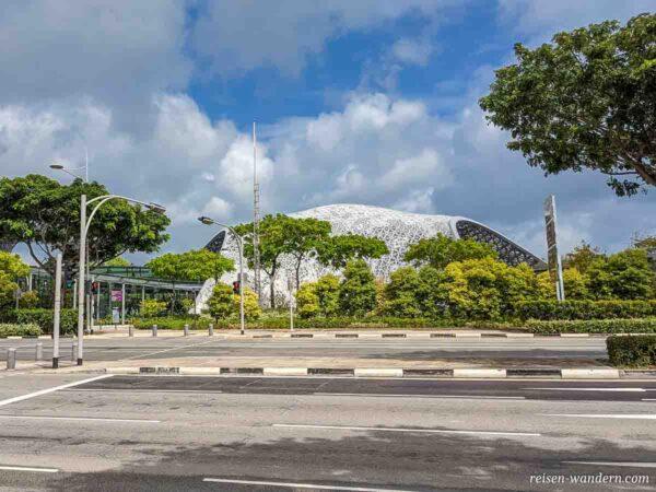Dom des Floral Fantasy in Singapur