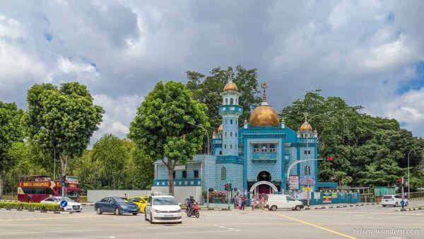 Masjid Malabar Moschee in Singapur