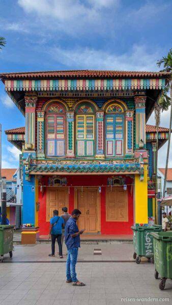 Tan Teng Niah Haus in Little India