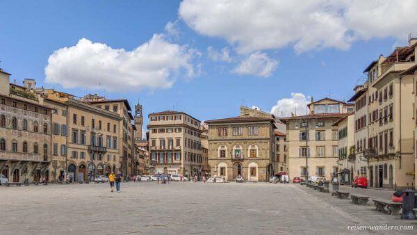 Platz Piazza di Santa Croce