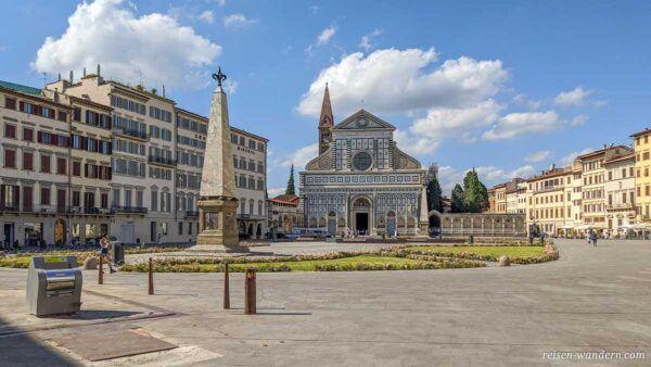 Basilica di Santa Maria Novella in Florenz