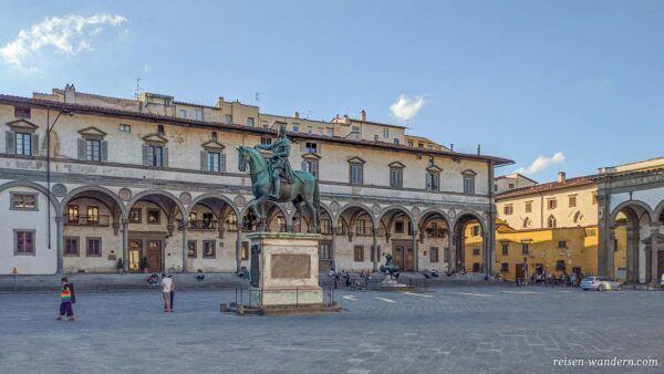 Platz Piazza della Santissima Annunziata