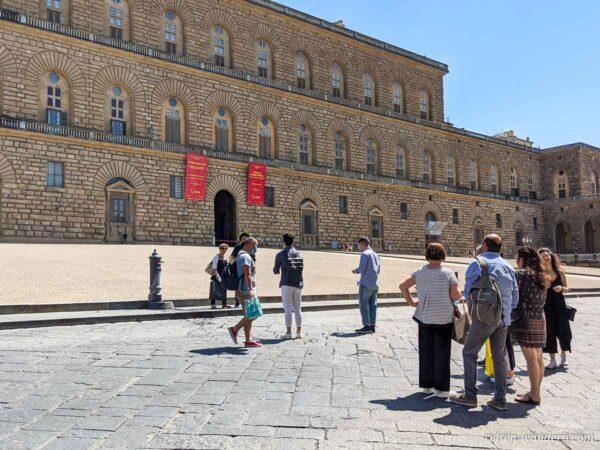 Museum Palazzo Pitti