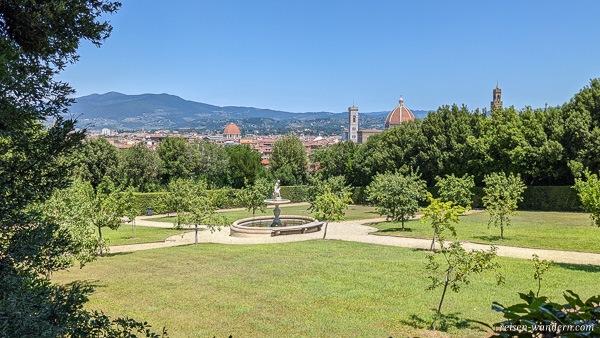 Park Giardino di Boboli