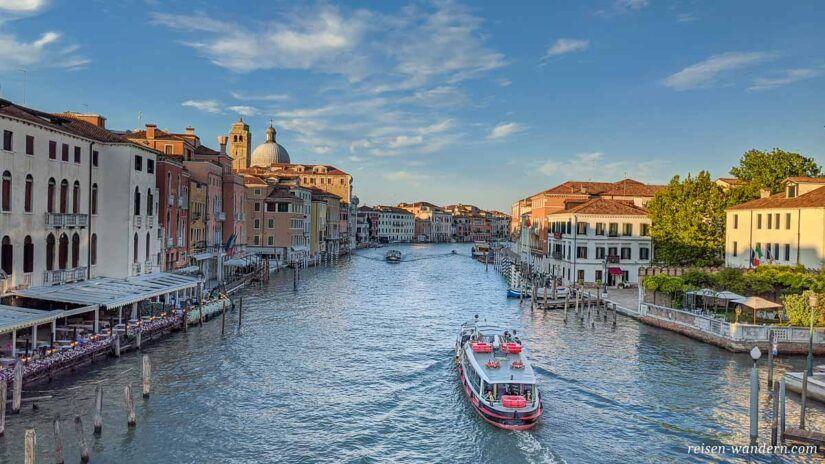 Canal Grande in Venedig