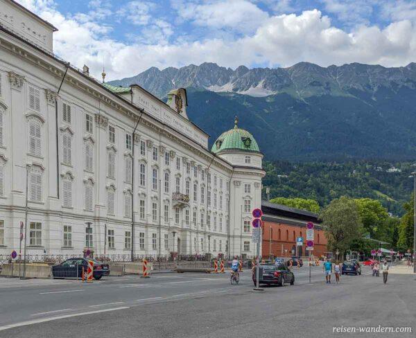 Kaiserliche Hofburg von Innsbruck