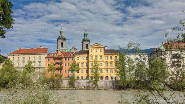 Kuppeln des Dom zu St. Jakob