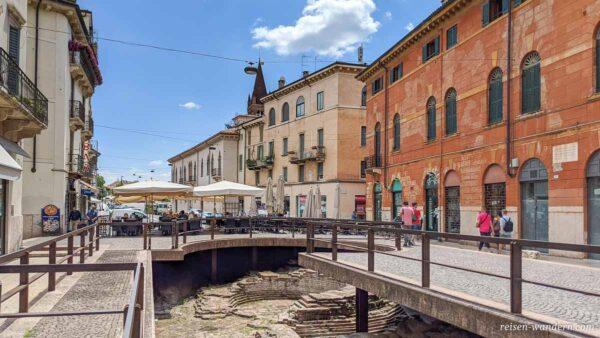 Ruinen des alten Verona