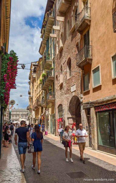 Casa di Giulietta - Haus der Julia in Verona