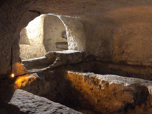 Katakomben in Rabat