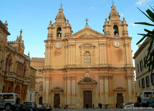 Kathedrale St. Paul in Mdina