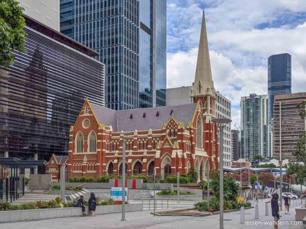 Albert Street Uniting Church in Brisbane