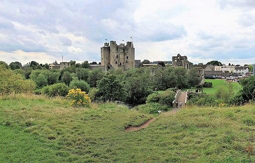 Trim Castle in Irland