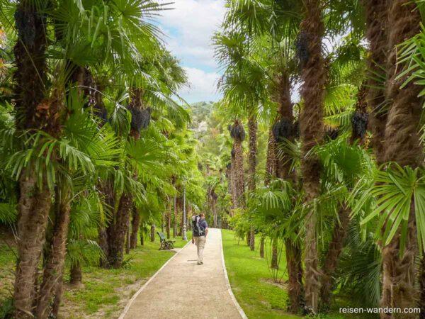 Botanischer Garten von Arco