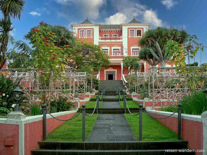 Alte Villa aus der Kolonialzeit in La Orotava