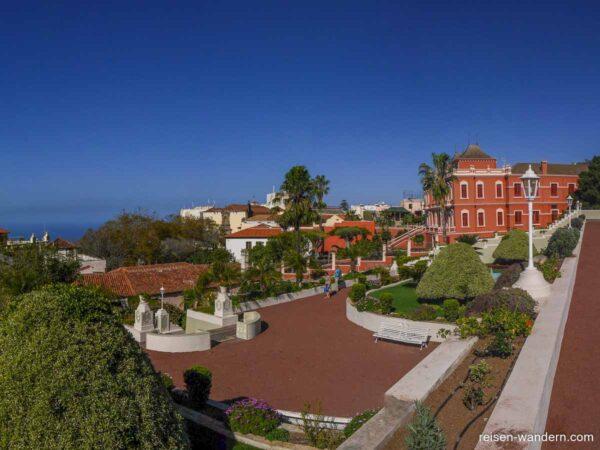 Park Jardín Victoria in La Orotava