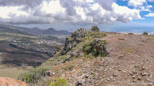 Plateau des Roque del Conde